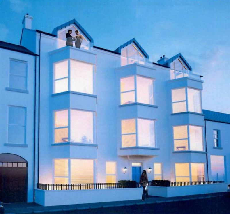 SOUTH PIER, KERR STREET PORTRUSH- ALL SOLD